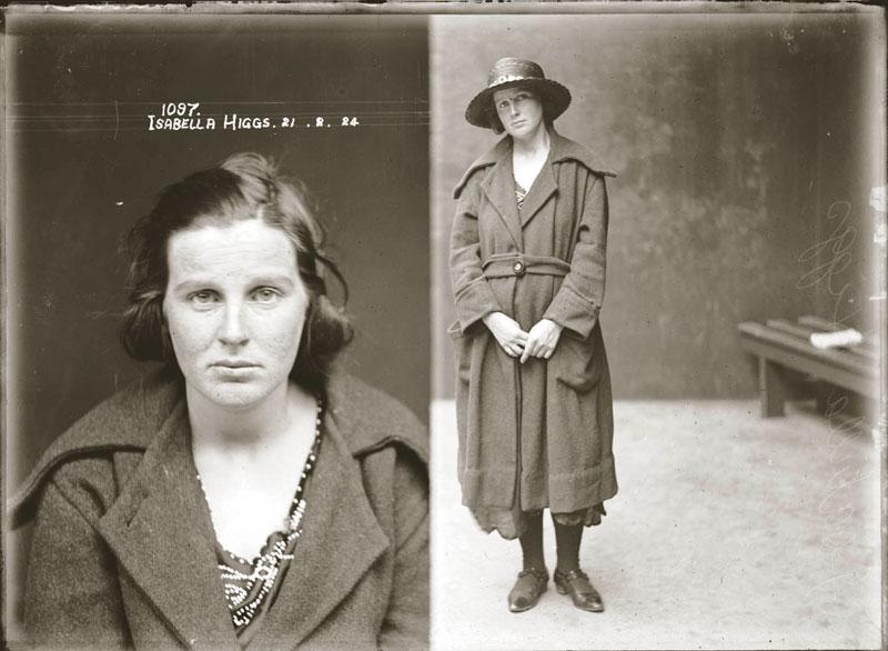 Vintage Candid Mugshots of Dapper Criminals 1920s (3)