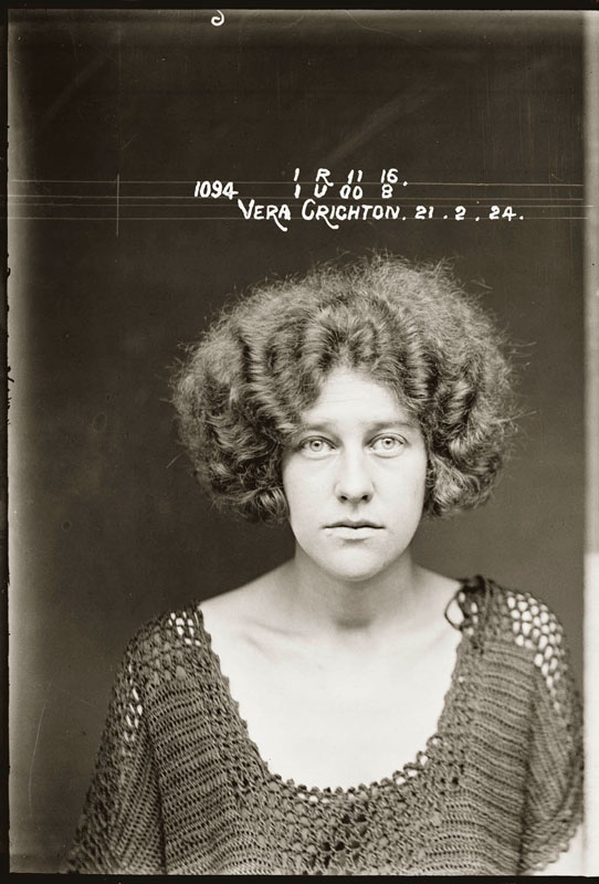 Vintage Candid Mugshots of Dapper Criminals 1920s (30)