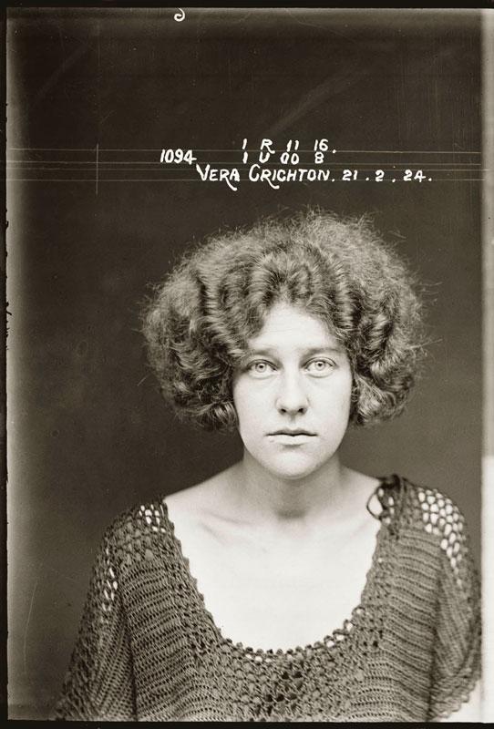 Vintage Candid Mugshots of Dapper Criminals 1920s (30)