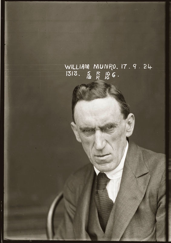 Vintage Candid Mugshots of Dapper Criminals 1920s (31)