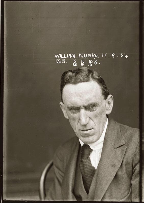 Vintage Candid Mugshots of Dapper Criminals 1920s (31)