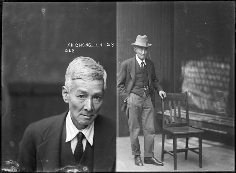 Vintage Candid Mugshots of Dapper Criminals 1920s (33)