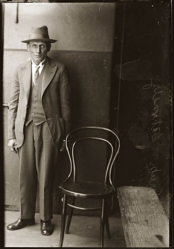 Vintage Candid Mugshots of Dapper Criminals 1920s (35)