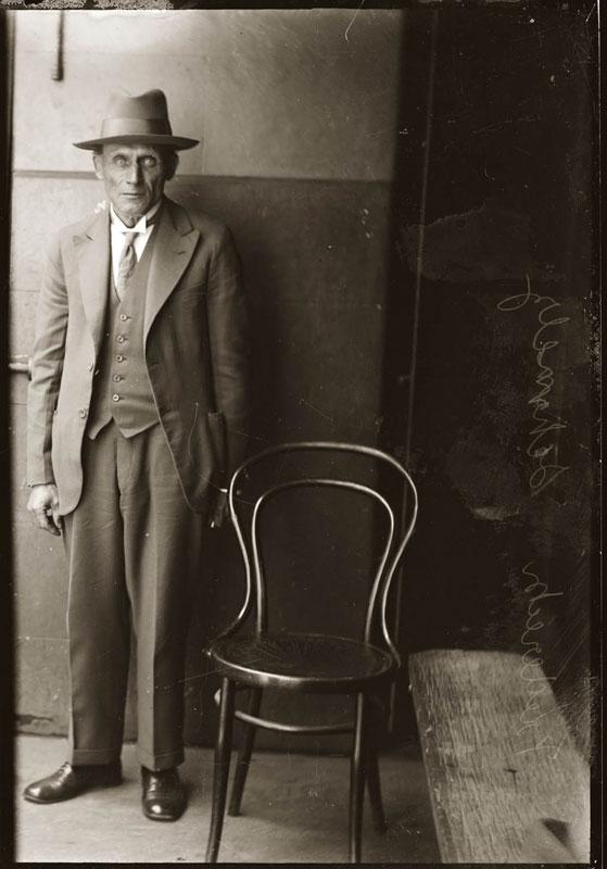 Vintage Candid Mugshots of Dapper Criminals 1920s (35)