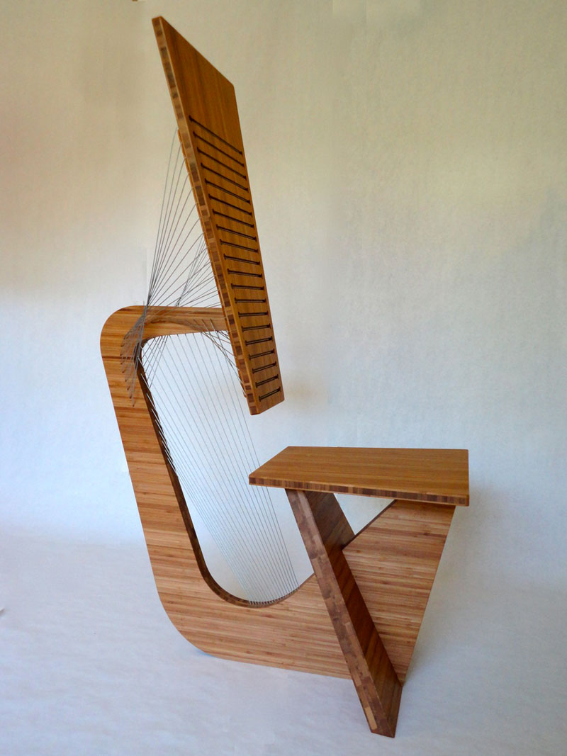 furniture held together just by tension robby cuthbert (10)