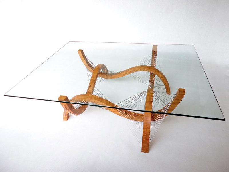 10 pieces of furniture held together by tension twistedsifter. Black Bedroom Furniture Sets. Home Design Ideas