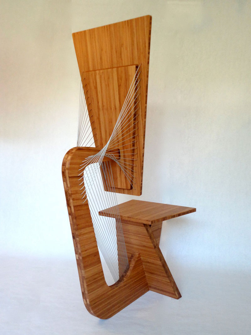 furniture held together just by tension robby cuthbert (8)