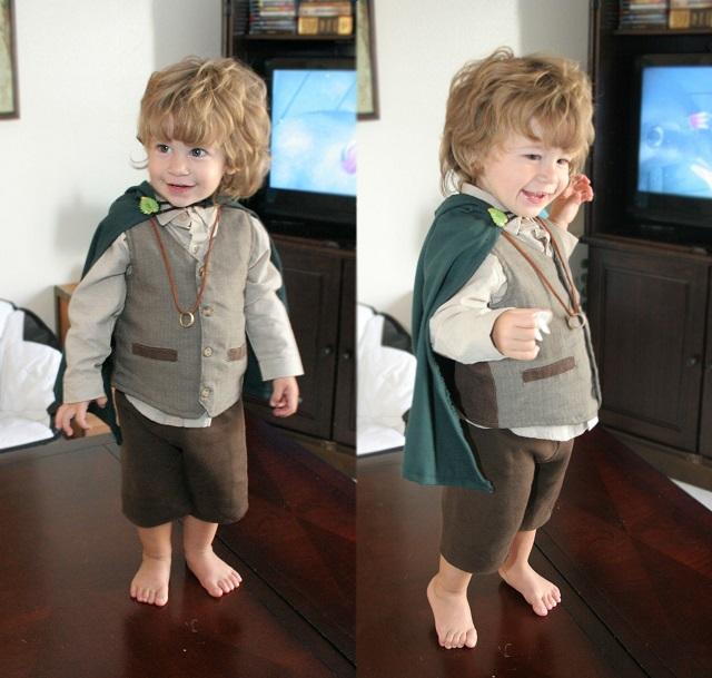 hobbit costume kids halloween