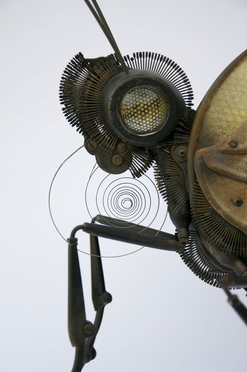 insects and animals made from scrap metal and bike parts edouard martinet (16)