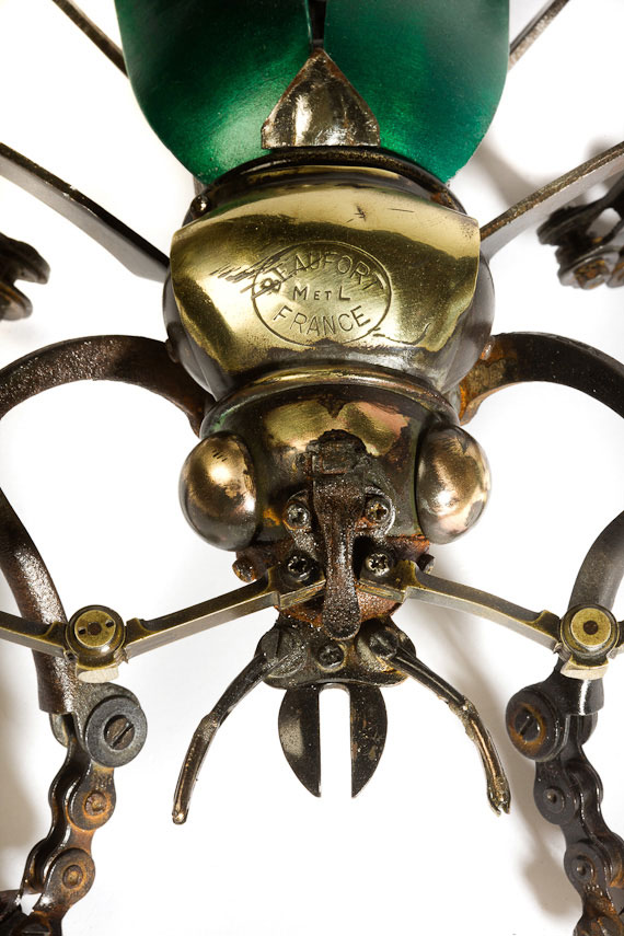 insects and animals made from scrap metal and bike parts edouard martinet (8)