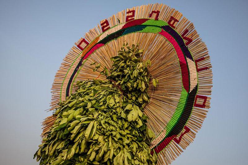 Highlights from Burkina Faso's Festival ofMasks