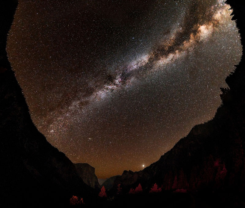 Picture of the Day: Starry Night