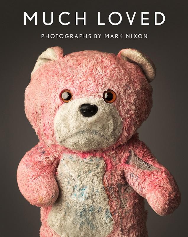 Portraits of Lovingly Worn StuffedAnimals
