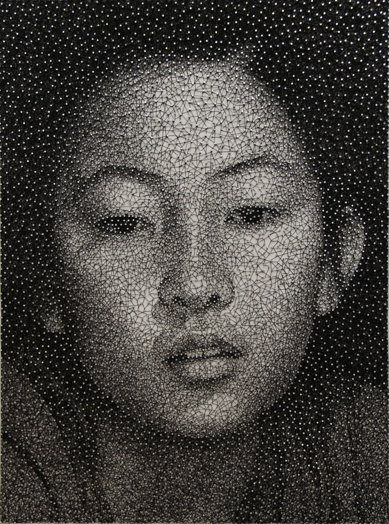 portraits made from single thread wrapped around nails kumi yamashita (1)