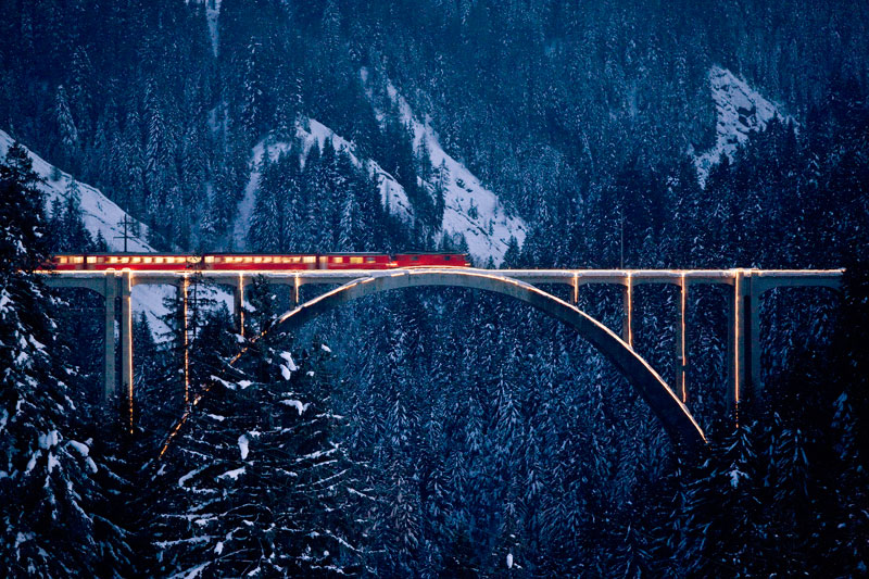 Rhaetian Railways Albula Bernina Landscapes unesco world heritage (6)