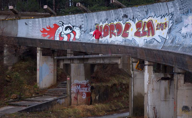 sarajevo 84 winter olympics abandoned bobsleigh luge track bosnia-herzegovina (6)