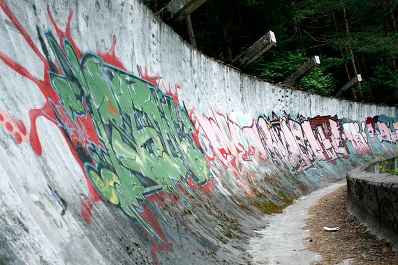 sarajevo 84 winter olympics abandoned bobsleigh luge track bosnia-herzegovina (9)