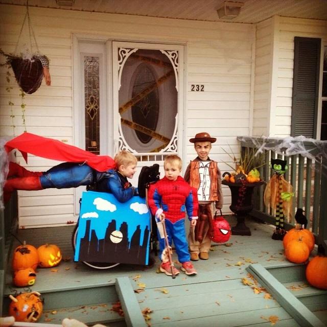 wheelchair costume halloween