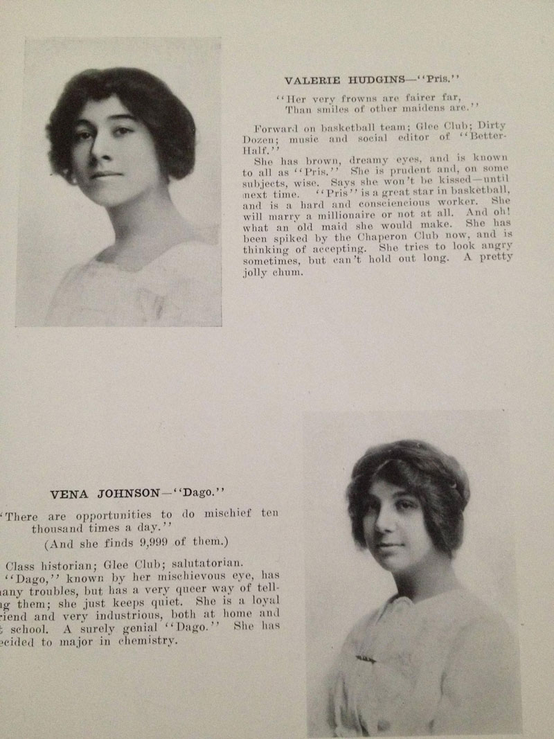 100 year old high school yearbook 1912-1913 texarkana  (10)