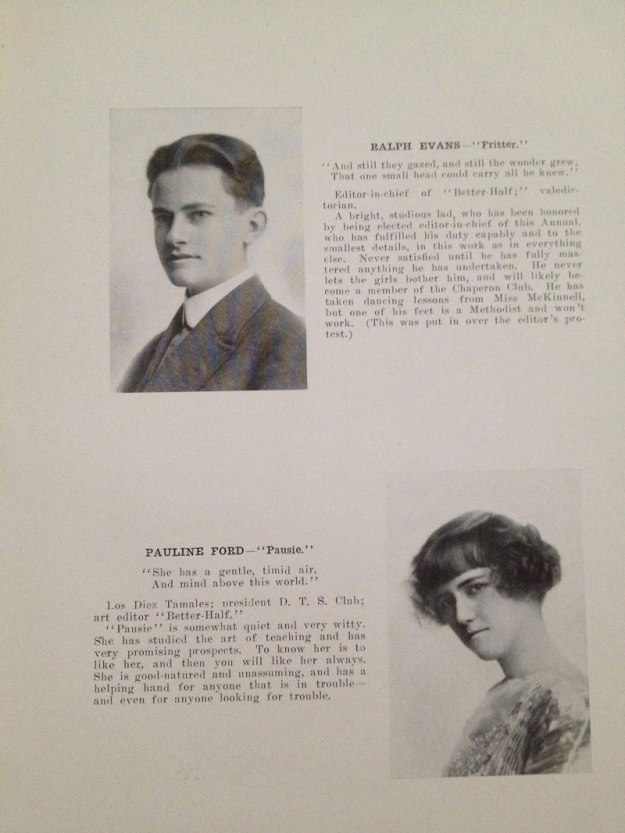 100 year old high school yearbook 1912-1913 texarkana  (7)