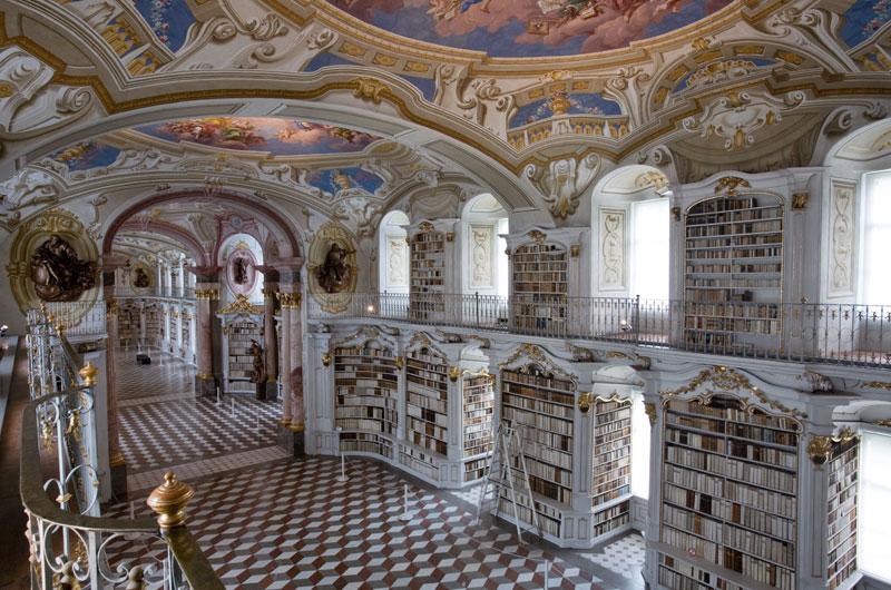 admont abbey monastery library austria (13)