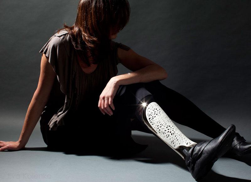 bespoke innovations custom artistic prosthetic leg designs 11 Reimagining the Door