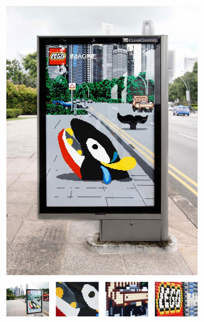 billboards made from lego (3)