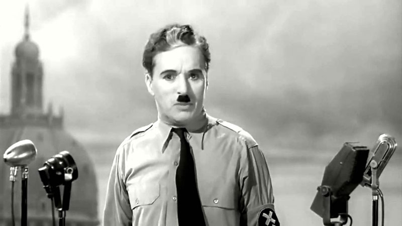 great dictator Amazoncom: the great dictator (the criterion collection): charles chaplin, jack oakie, reginald gardiner, henry daniell, billy gilbert, charlie chaplin: movies & tv.