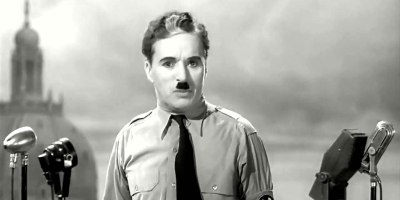 Charlie Chaplin Was a Man of Few Words. 75 Years Ago He Made a Speech that Still Resonates Today