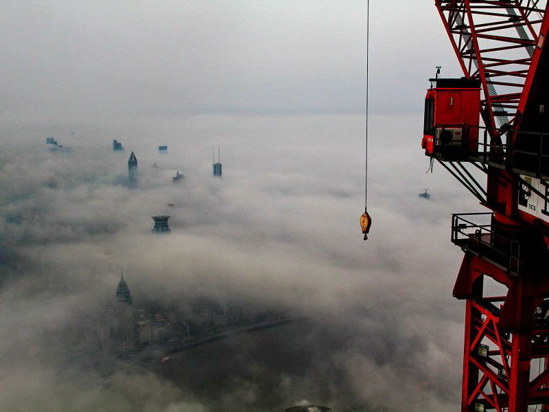 crane operator wei genshen photos of shanghai from above (10)