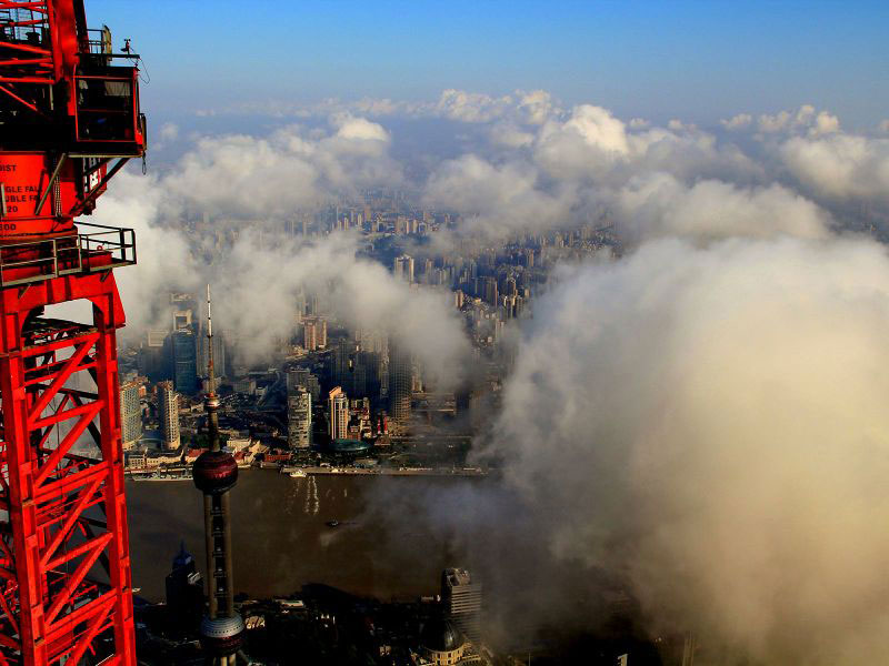 crane operator wei genshen photos of shanghai from above (12)