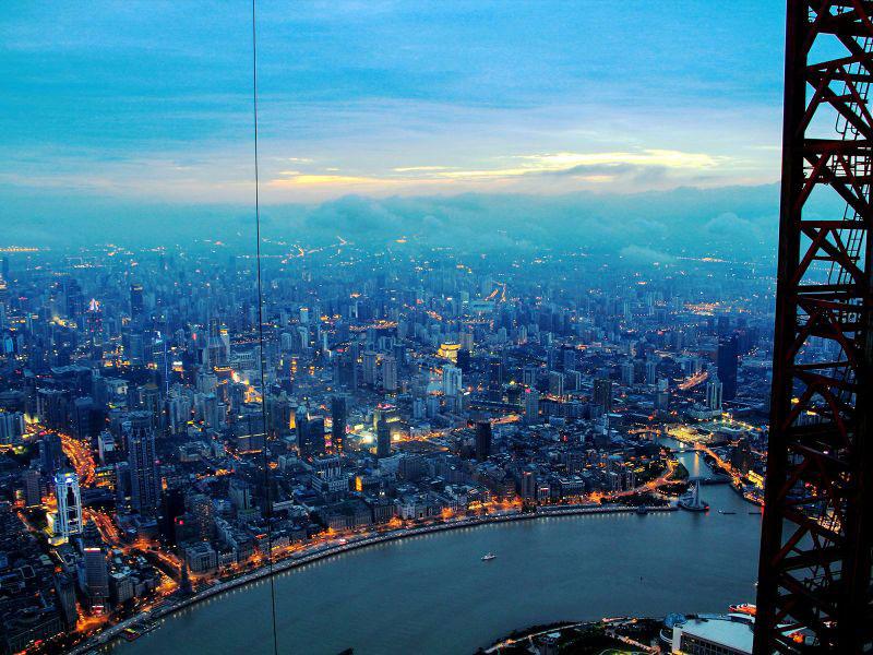 crane operator wei genshen photos of shanghai from above (14)