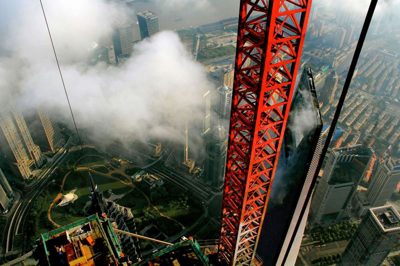 crane operator wei genshen photos of shanghai from above (7)