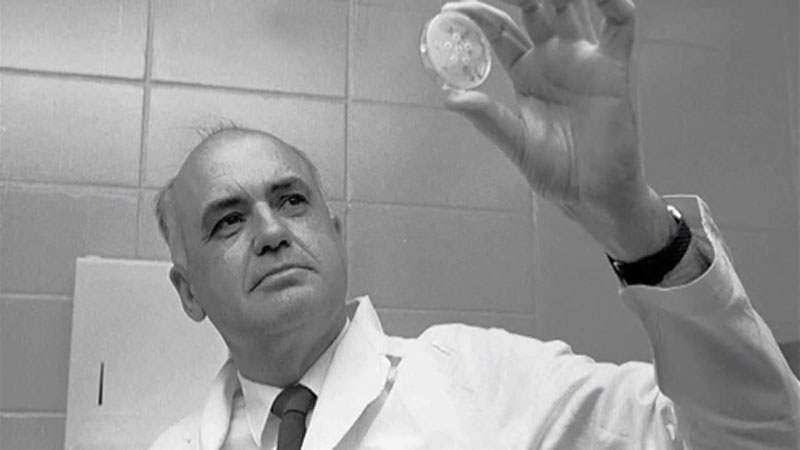 dr maurice hilleman These 10 People Made the World a Better Place. More People Should Know their Names