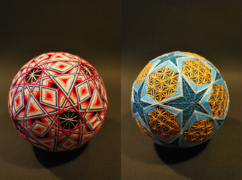 embroidered temari balls japan (13)