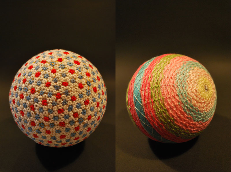 embroidered temari balls japan (15)