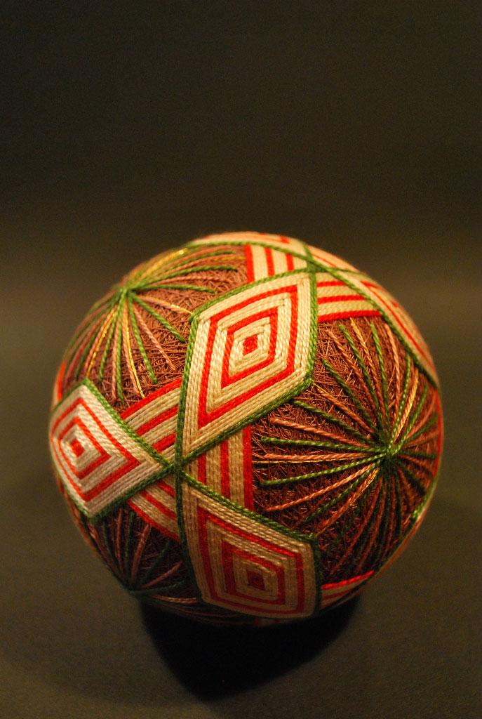 embroidered temari balls japan (3)