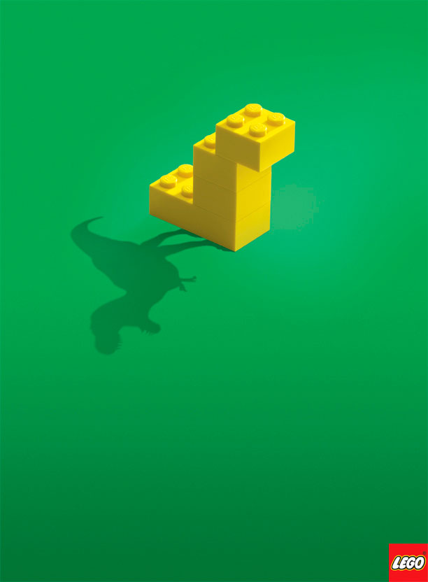 lego imagination ad 2 Can You Name the Original Painting from these LEGO Versions?