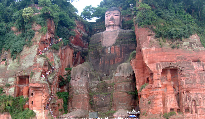 Picture of the Day: World's Largest Stone Buddha