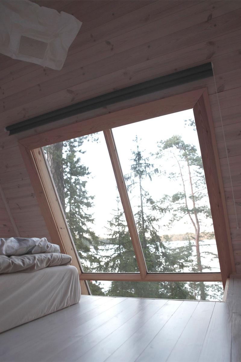 nido hut cabin in woods finland by robin falck (4)