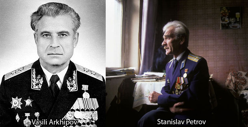 vasili arkhipov stanislav petrol prevent nuclear war These 10 People Made the World a Better Place. More People Should Know their Names