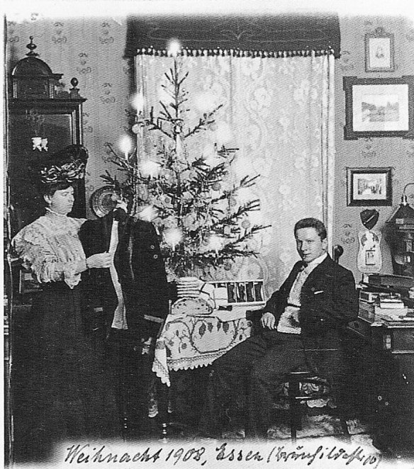 Wagner-1908-vintage-christmas-card-portraits