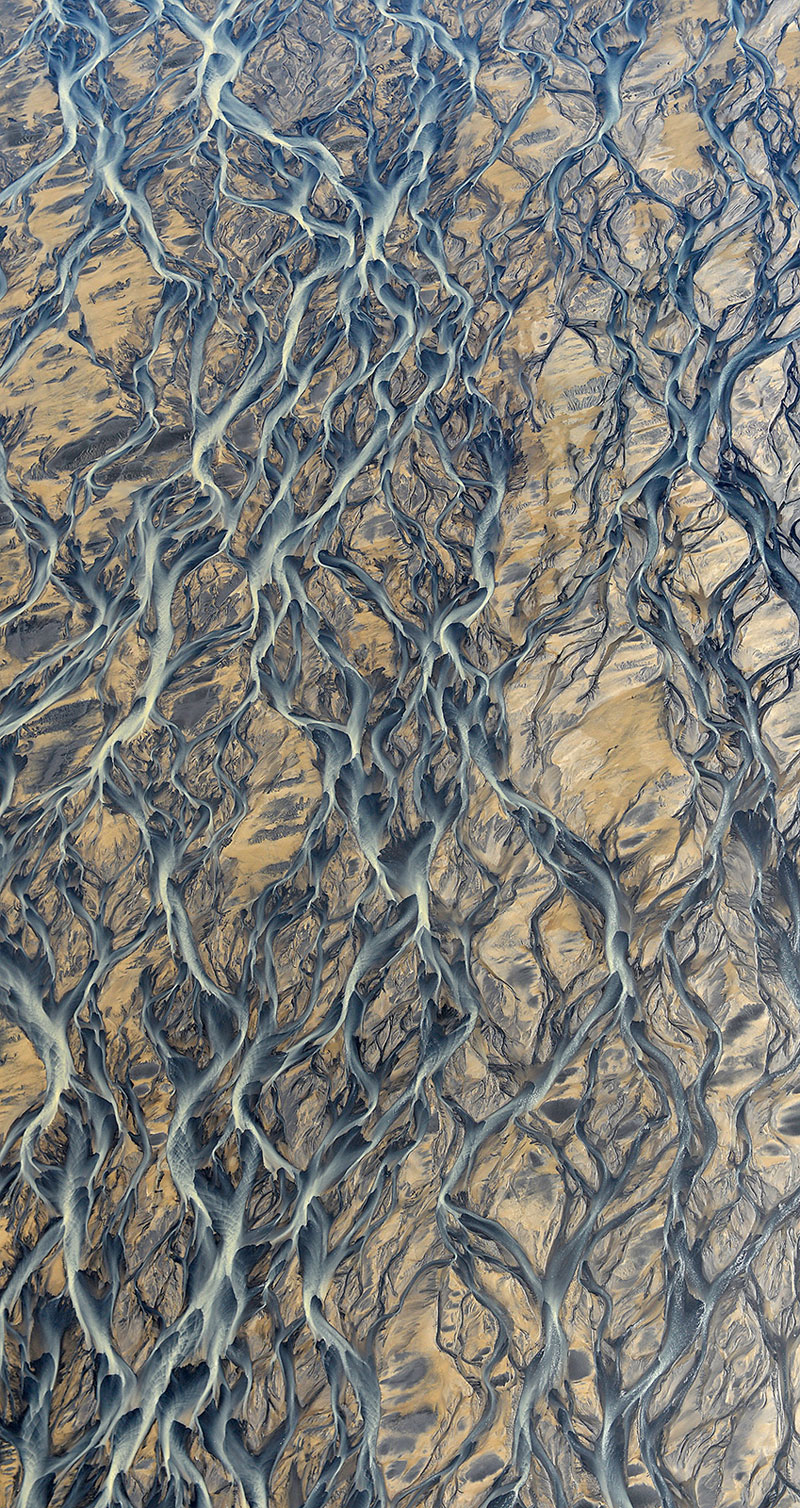 aerial photos of iceland look like absract paintings by andre ermolaev (3)
