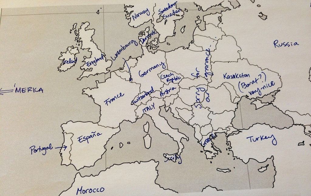 american students asked to label a map of europe (7)