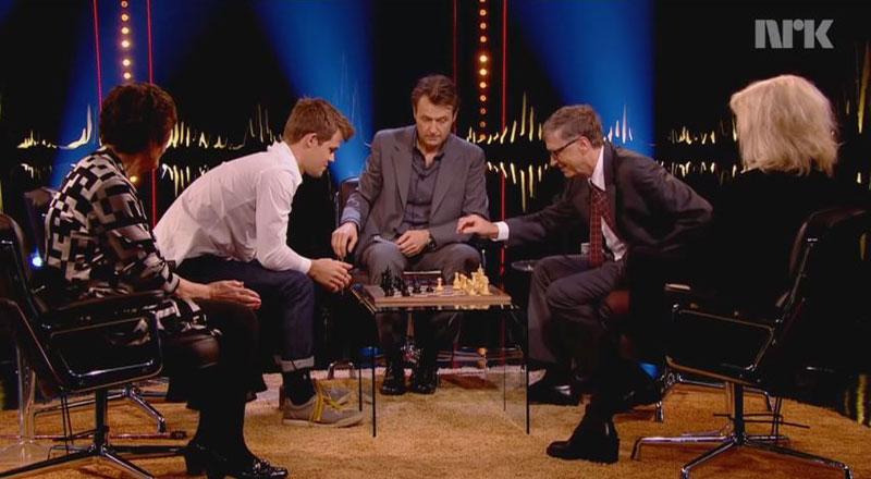 Bill Gates Gets Destroyed in Chess. Still the World's RichestMan