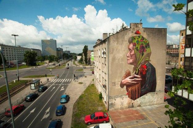 etam cru bezt sainer street art murals best of 2013 (3)