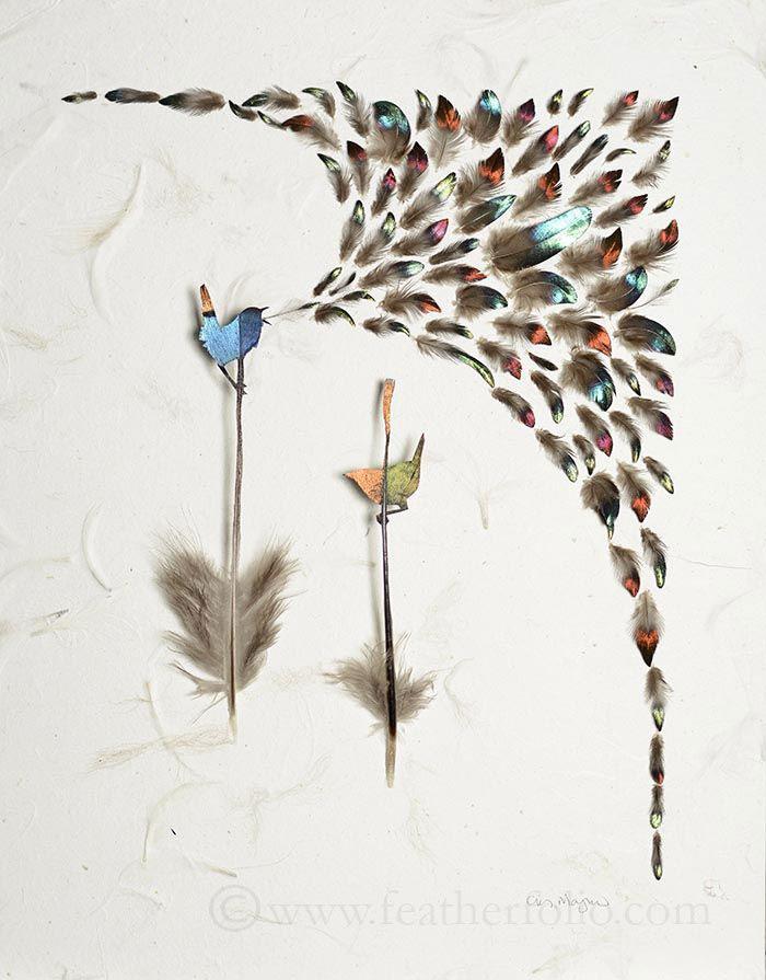 feather cutting art by chris maynard featherfolio (4)