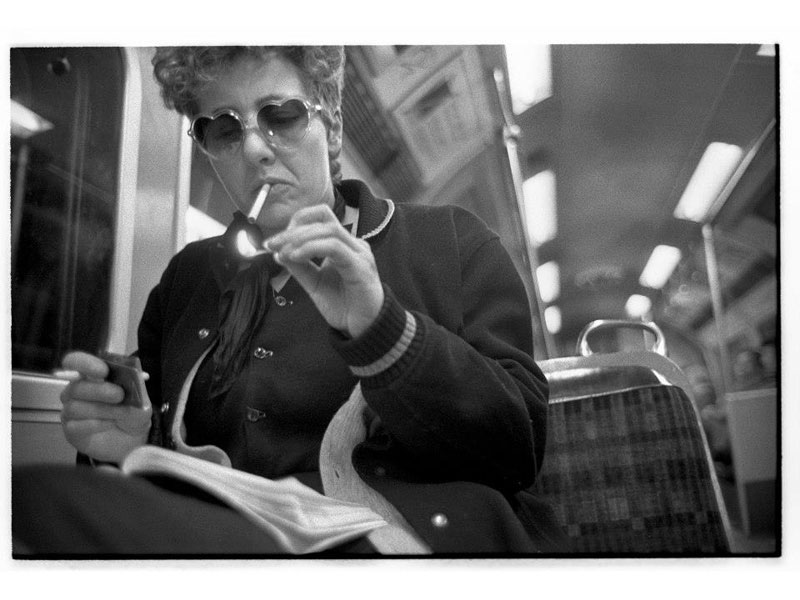 Life in the Tube 40 Years of London Underground Photography by Bob Mazzer (11)