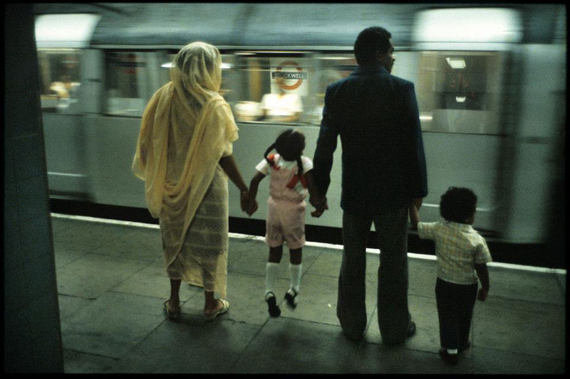 Life in the Tube 40 Years of London Underground Photography by Bob Mazzer (12)