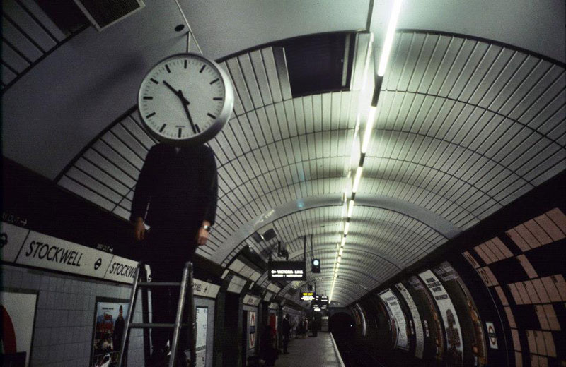 Life in the Tube 40 Years of London Underground Photography by Bob Mazzer (13)